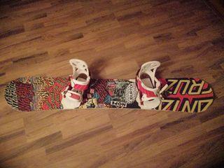 Tabla snowboard
