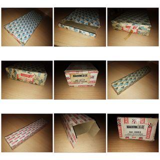 cajas material Scalextric