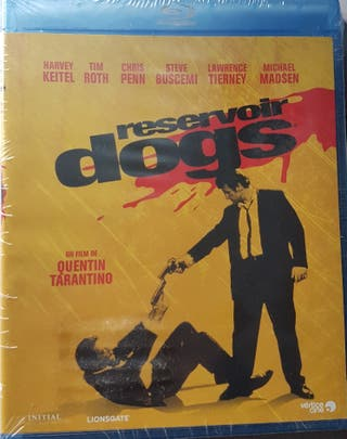 Reservoir dogs bluray