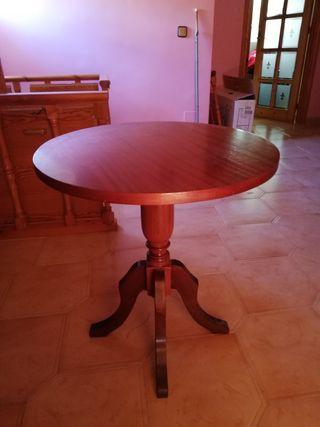 mesa redonda de tres patas tfo 619509187