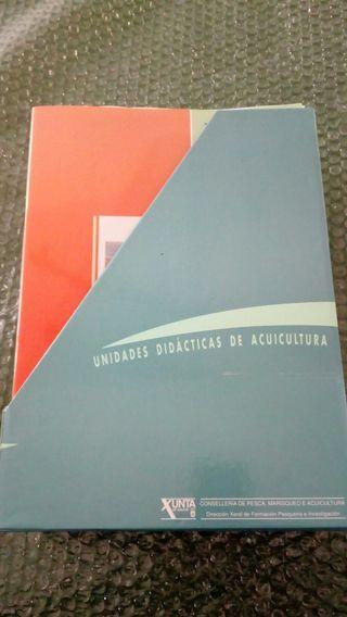 libros IGAFA, acuicultura