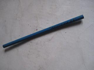 lapicero publicitario insecticidas zz en azul