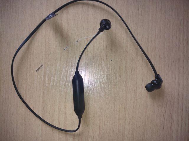 JVC Inner-ear headphones HA-FX21BT