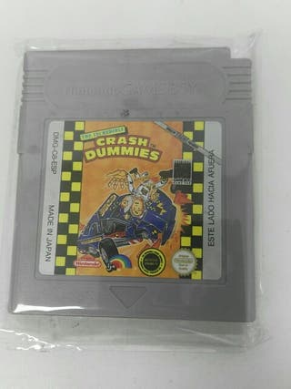 Crash Dummies para Game boy