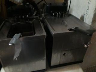 freidora industrial de 10 litros