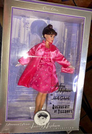 Audrey Hepburn 1998 Desayuno con Diamantes