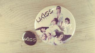 Chapas U-Kiss