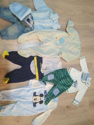pijamas y conjuntos bebe