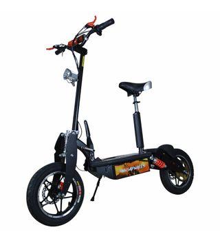 Scooter électrique / roue Spartan 1200 W 14