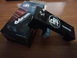 Bass Drum Trigger drt ddrum + regalo jack-canon