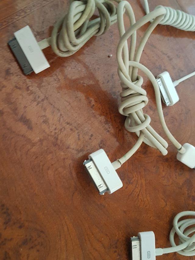 cables iphone originales