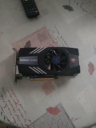 Radeon HD6850 1Gb en perfectas condiciones