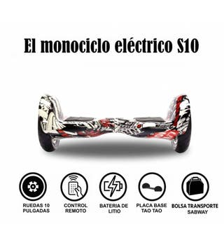 Hoverboard S10 modèle 2018 Street