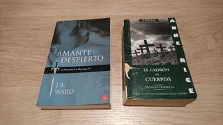 Novelas de terror / vampirismo.