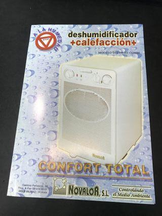 DESHUMIDIFICADOR DRY 100 HT