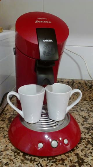 Cafetera eléctrica Philips Senseo