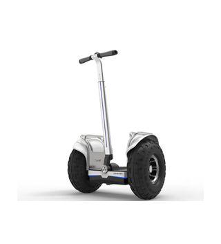 ES6 + scooter argent pour adultes