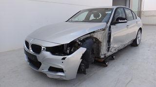 BMW Serie 3 2015 - Accidentado - 14.990 €