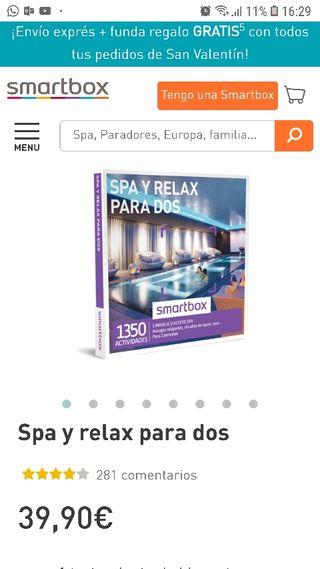 smart box relax