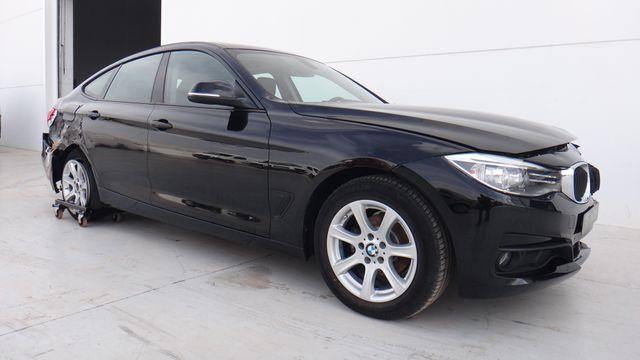 BMW 318d GT 6 Vel. - Accidentado - 11.990 €