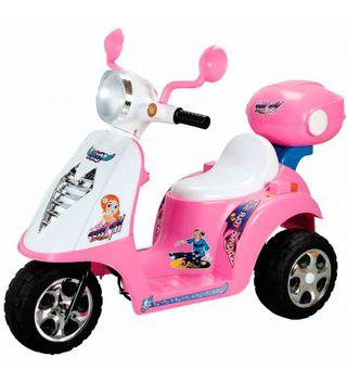 Scooter électrique jouet rose scooter pour raga