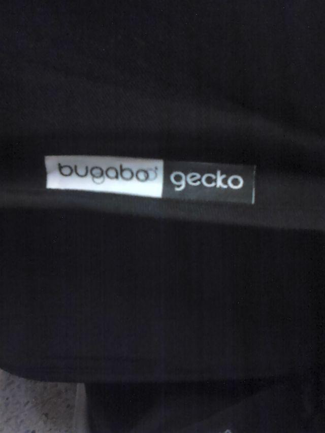 Coche de bebé Bugabó Gecko