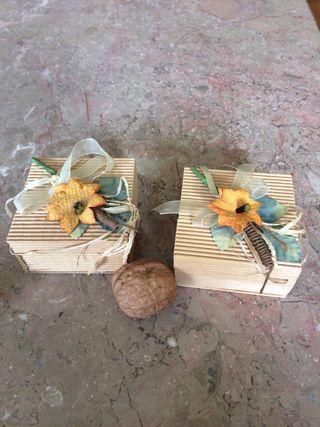 Cajitas regalo