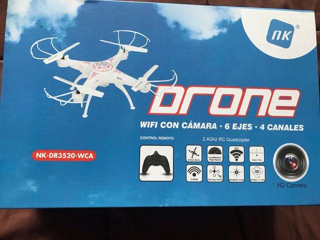 Drone wifi con camara
