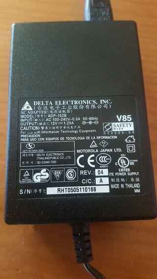transformador 12v 1.25A DC