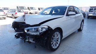 BMW 118D Automatico - Accidentado - Rebajado.