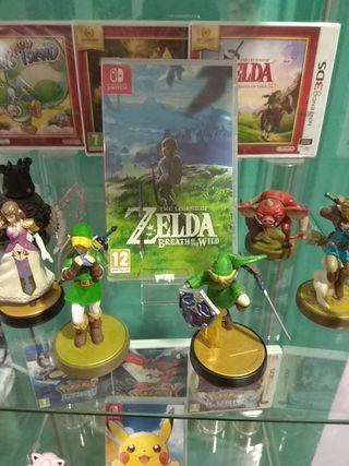 Zelda Nintendo switch