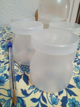 Vasitos para yogurtera nuevos!
