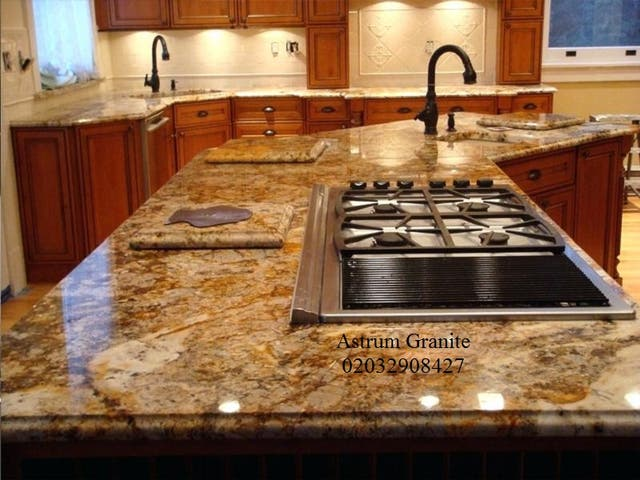 Buy Baltic Brown Granite Kitchen Worktop in London