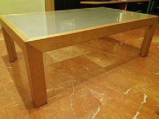 mesa centro salón.