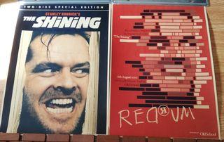 """Pósters """"El Resplandor"""", de Stephen King.4 modelos"""