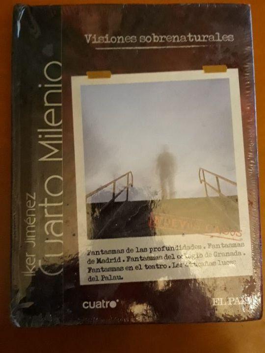 Cuarto Milenio. Vol. 18. Visiones sobrenaturales\' de segunda mano ...