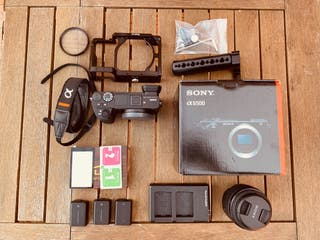 Sony Alpha 6500 Pack