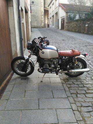 BMW R100 Scrambler / Cafe racer