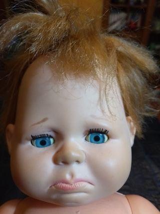 muñeco carrillitos de Berjusa