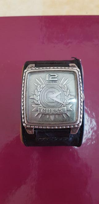 Reloj Disel silver cuff