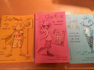 Novelas infantiles Judy Moody