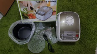 Robot Cocina Chef Titanium Nuevo