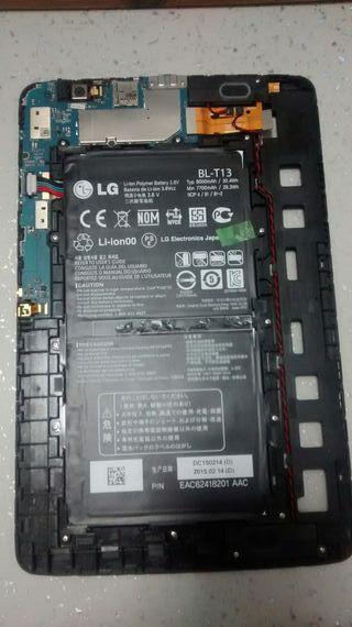 Batería Tablet LG V 700 piezas