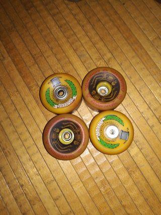 ruedas skate old school