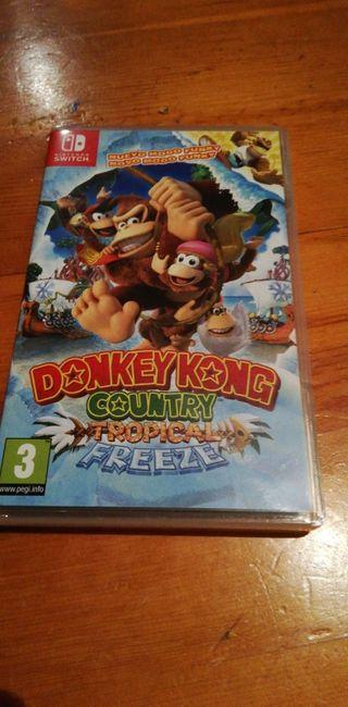 Donkey Kong. Nintendo Switch