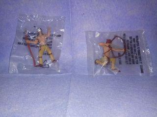 Nuevas Figuras PVC POCAHONTAS Disney embalaje