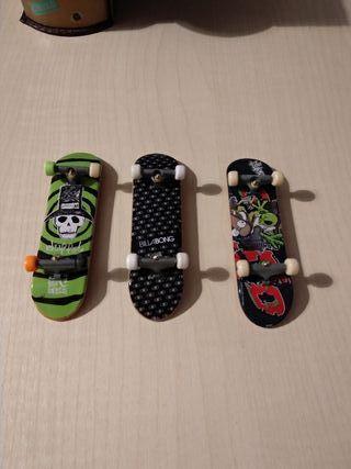 Mini skates