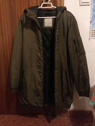Abrigo nuevo