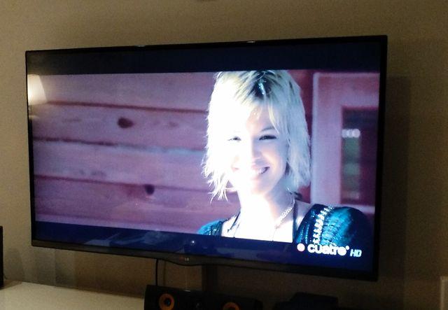 LG Smart TV con 3 D