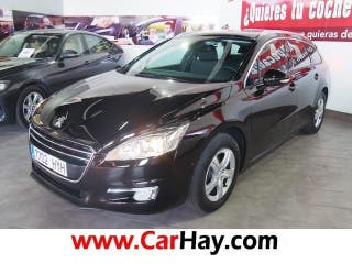 Peugeot 508 SW 2.0 HDI Business Line 103 kW (140 2.0)